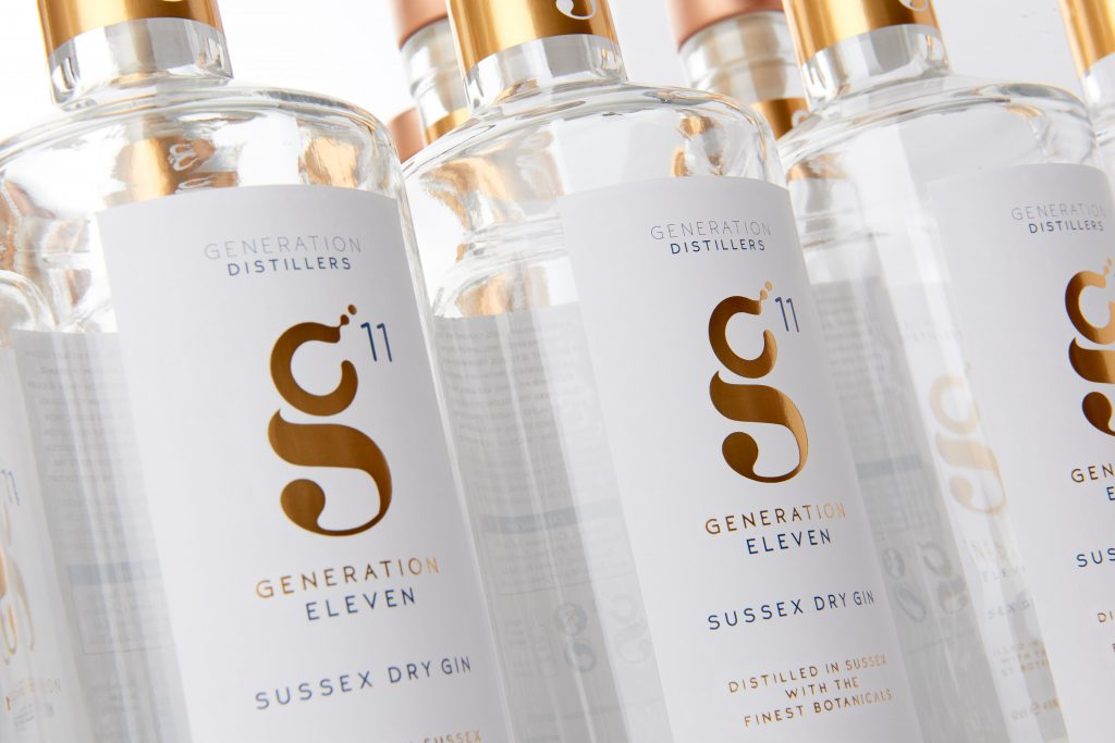 Generation 11 Gin