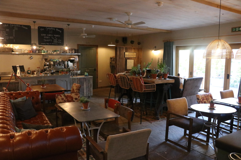 Cafe Garden Room