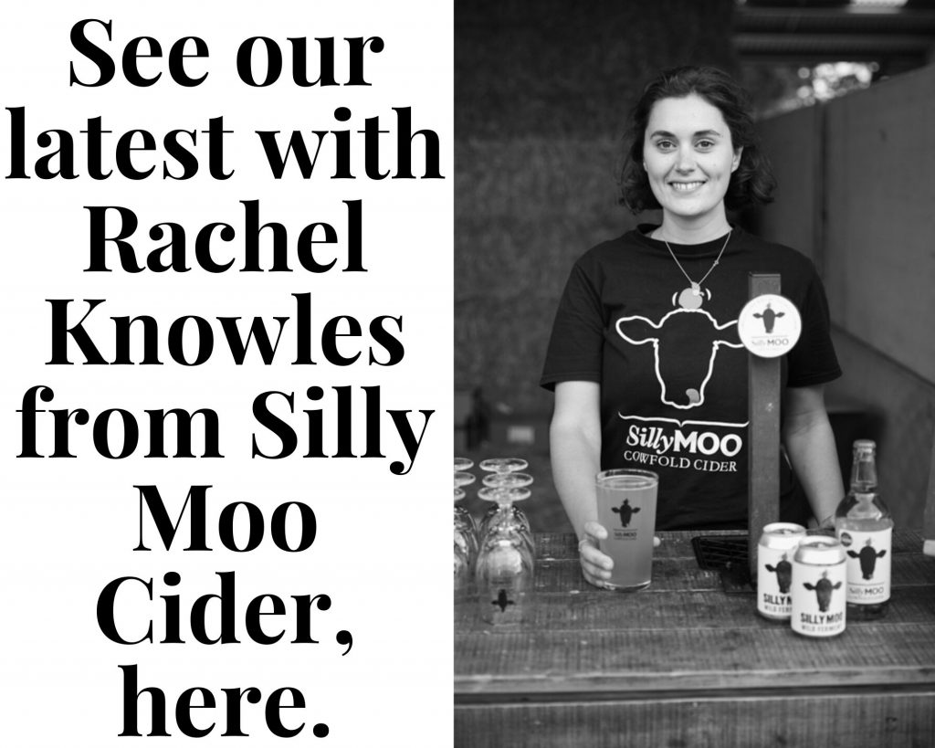 rachel knowles silly moo cider