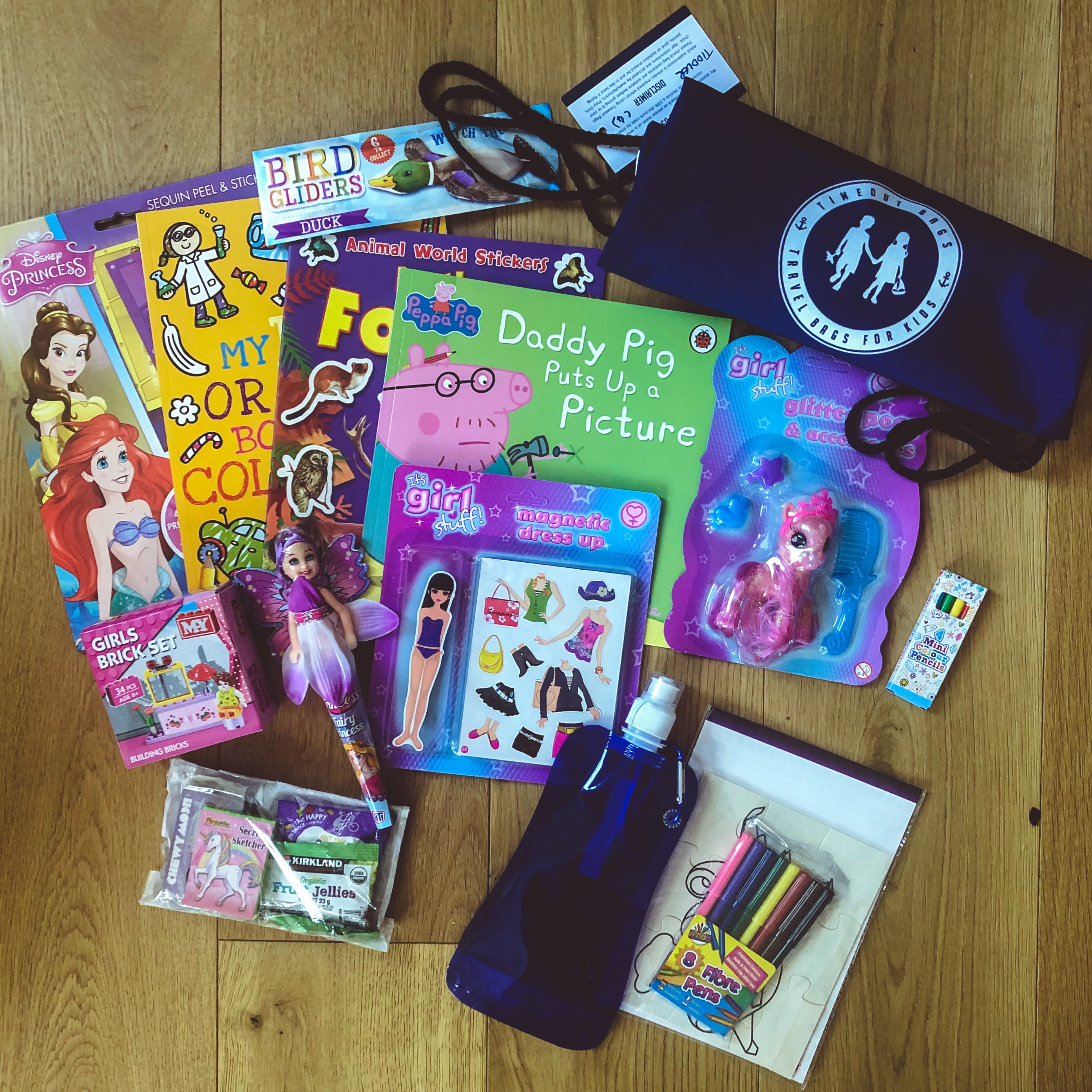 Time Out Bags Review