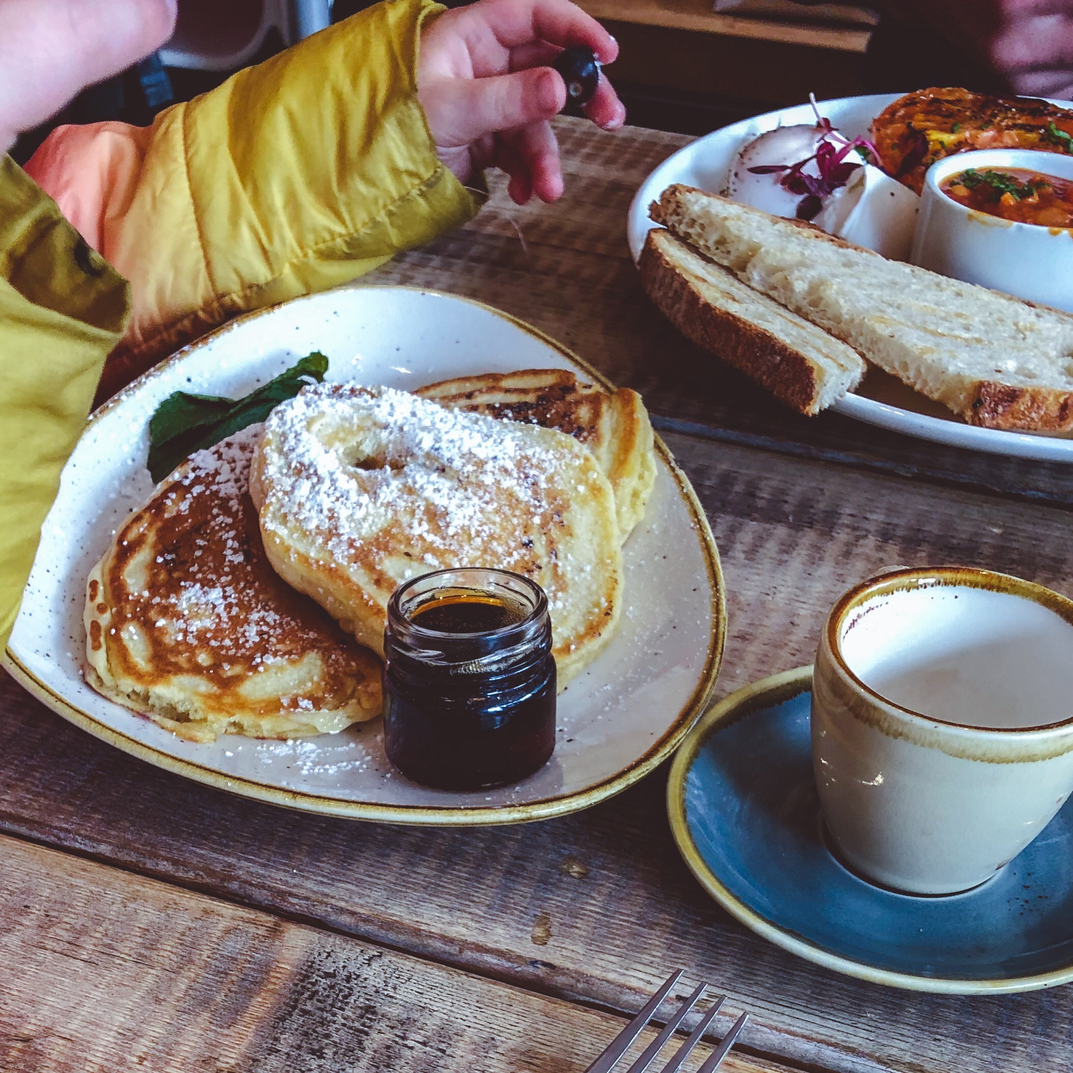 Where to go for brunch with kids in Sussex