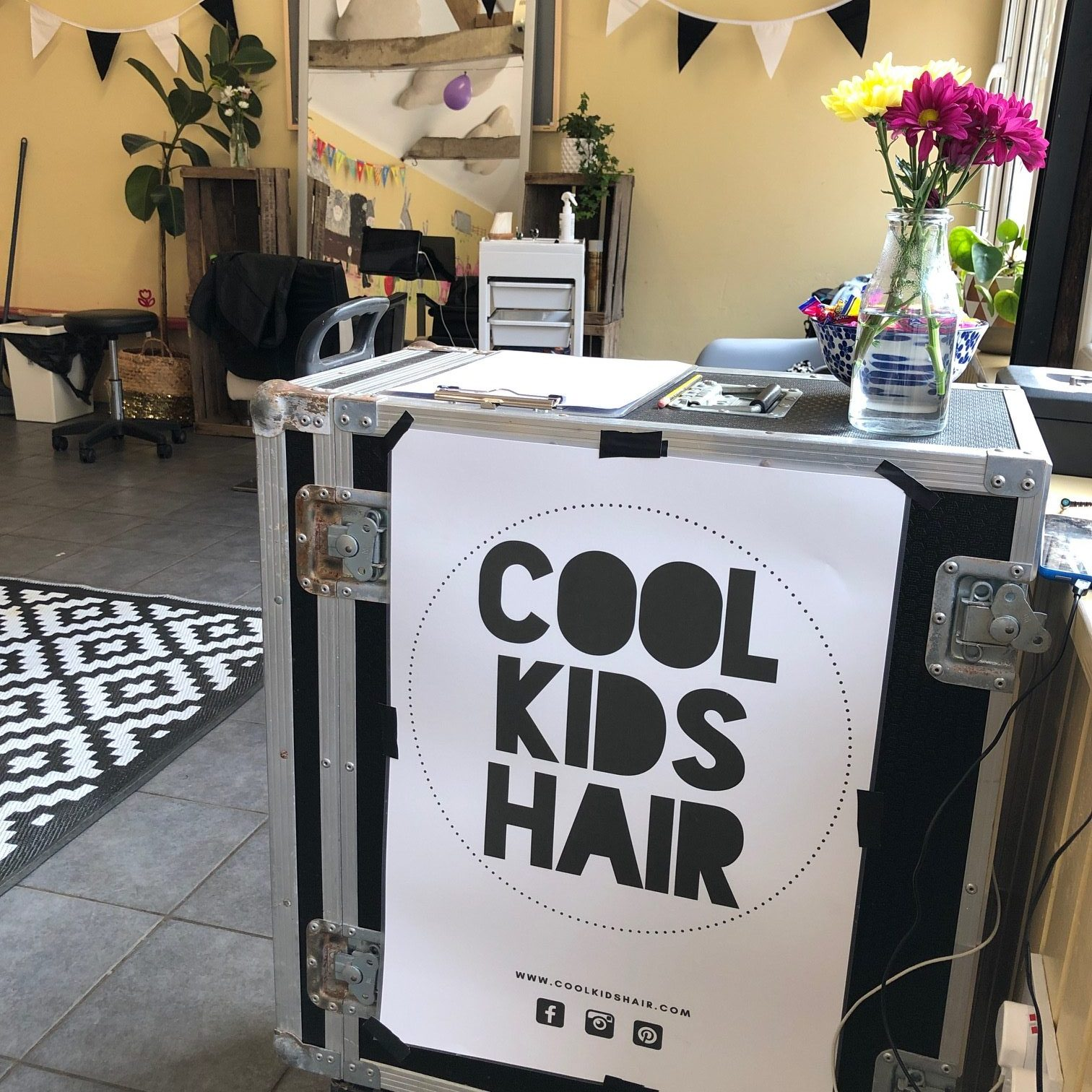 kids hair workshops sussex