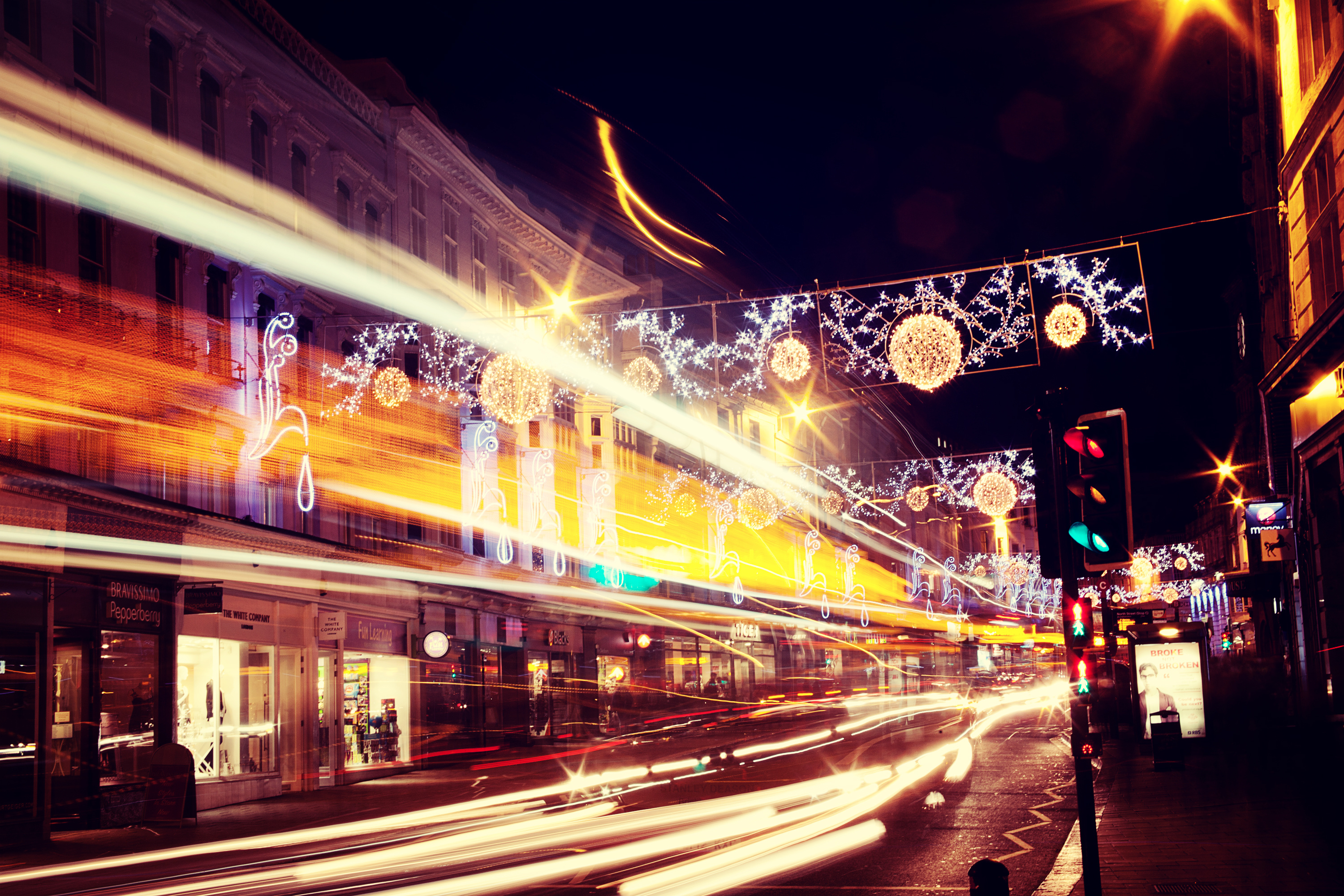 brighton at christmas