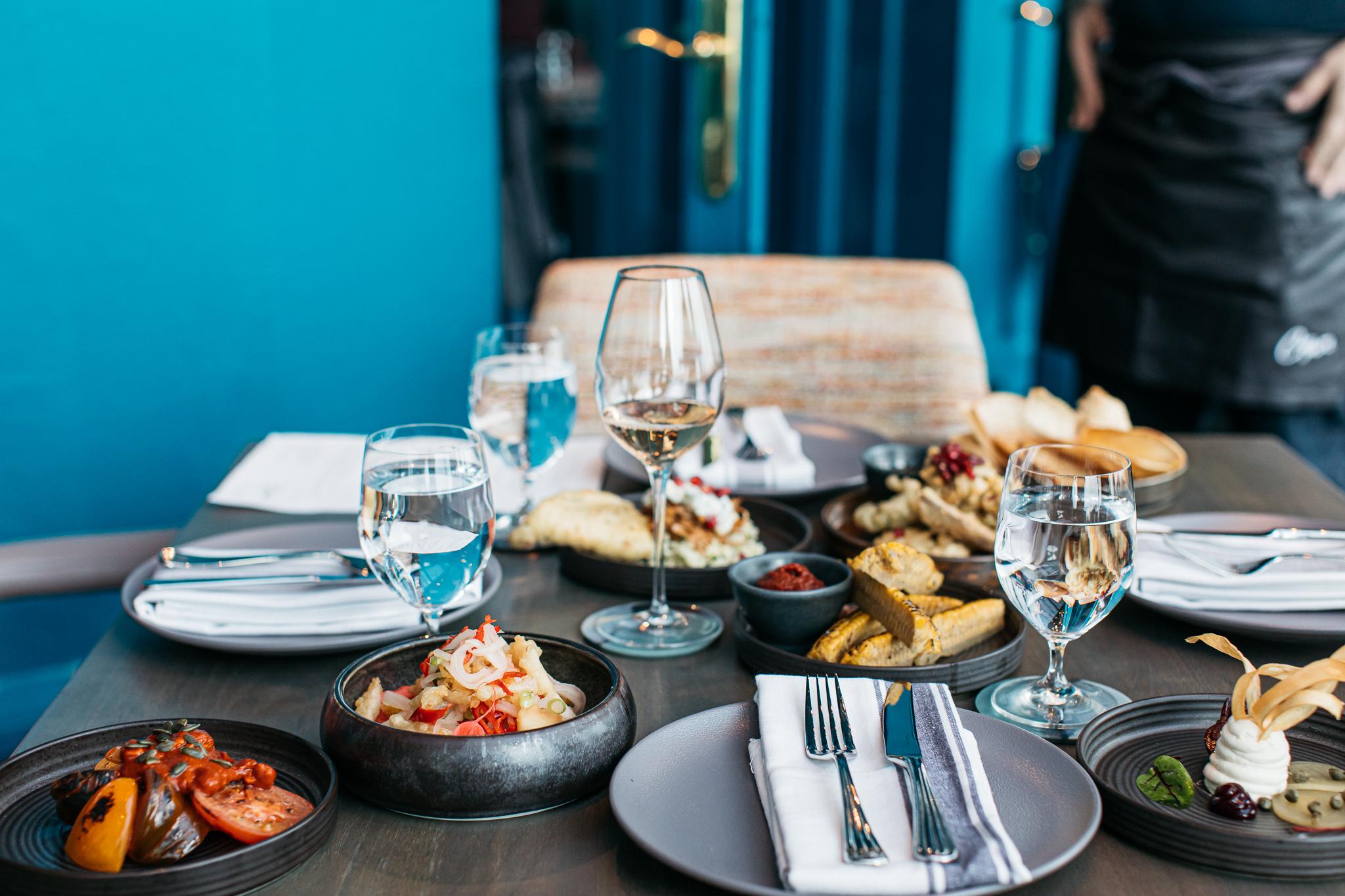cyan restaurant in brighton