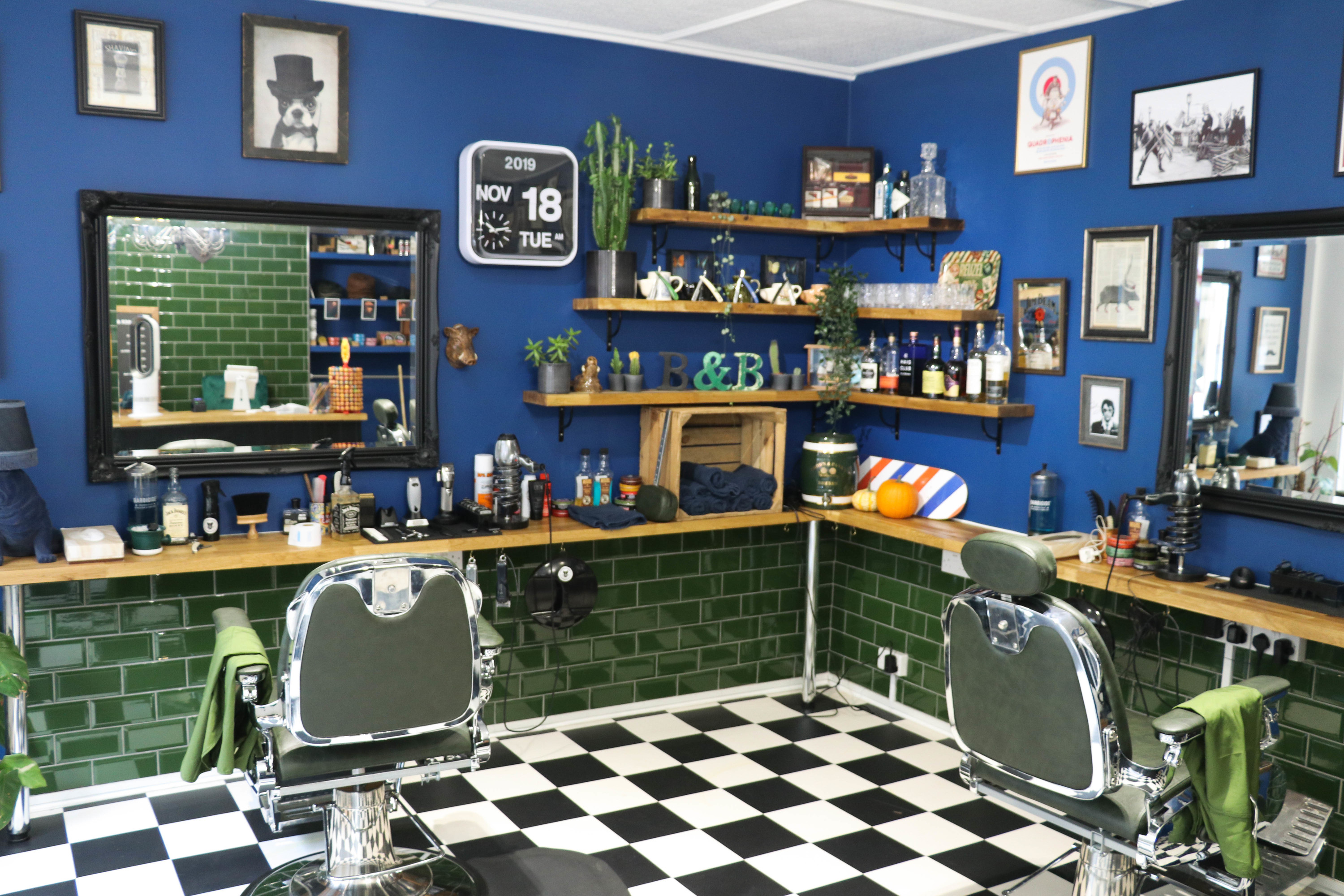 barbers in hurstpierpoint