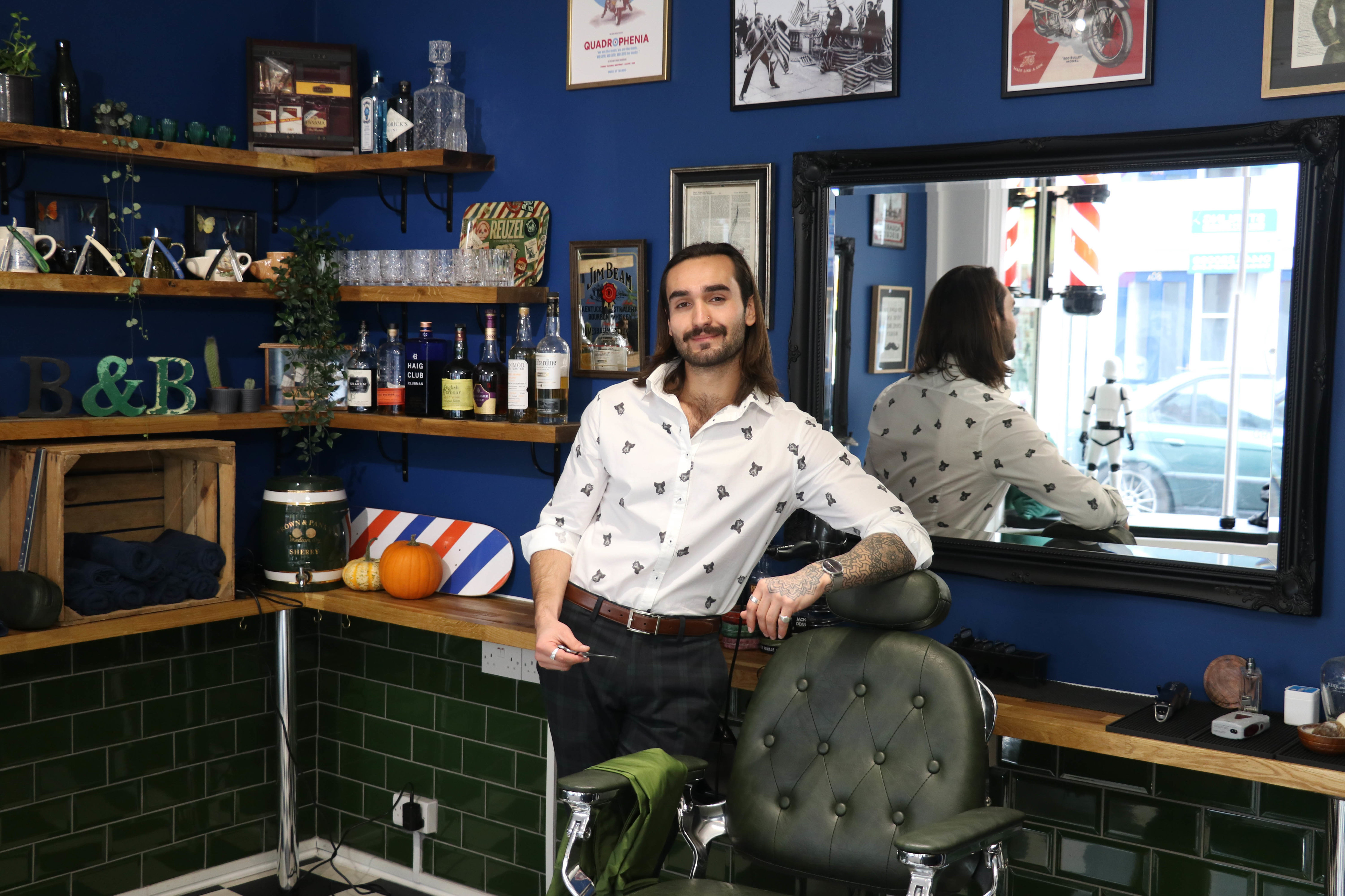 hurstpierpoint barber shop