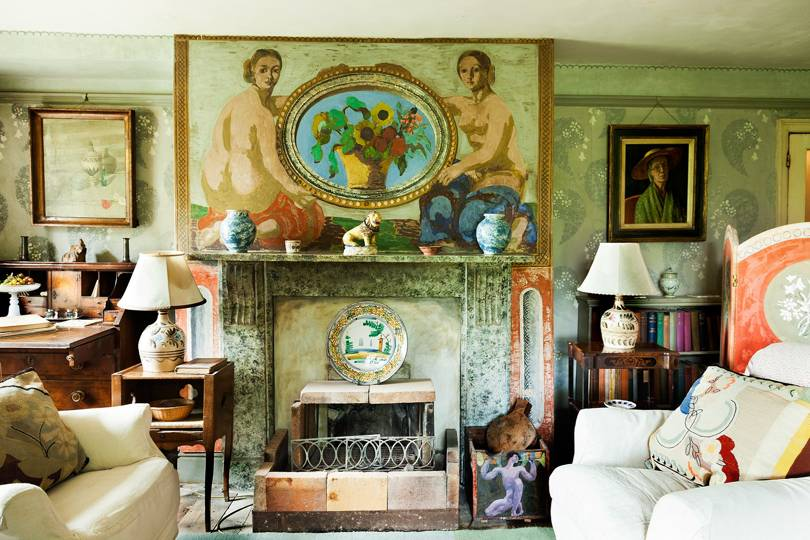 charleston house sussex by anna huix