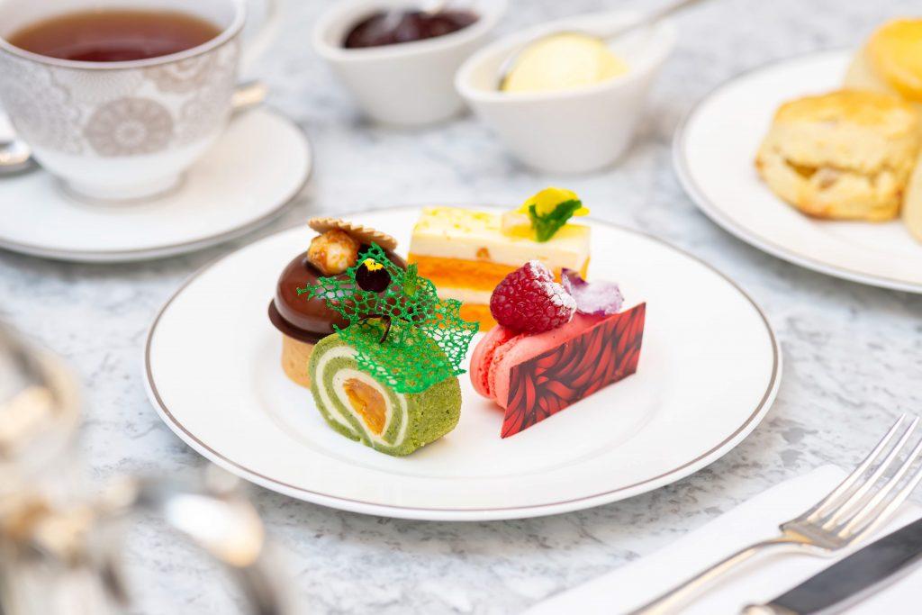 london condrad hotel afternoon tea