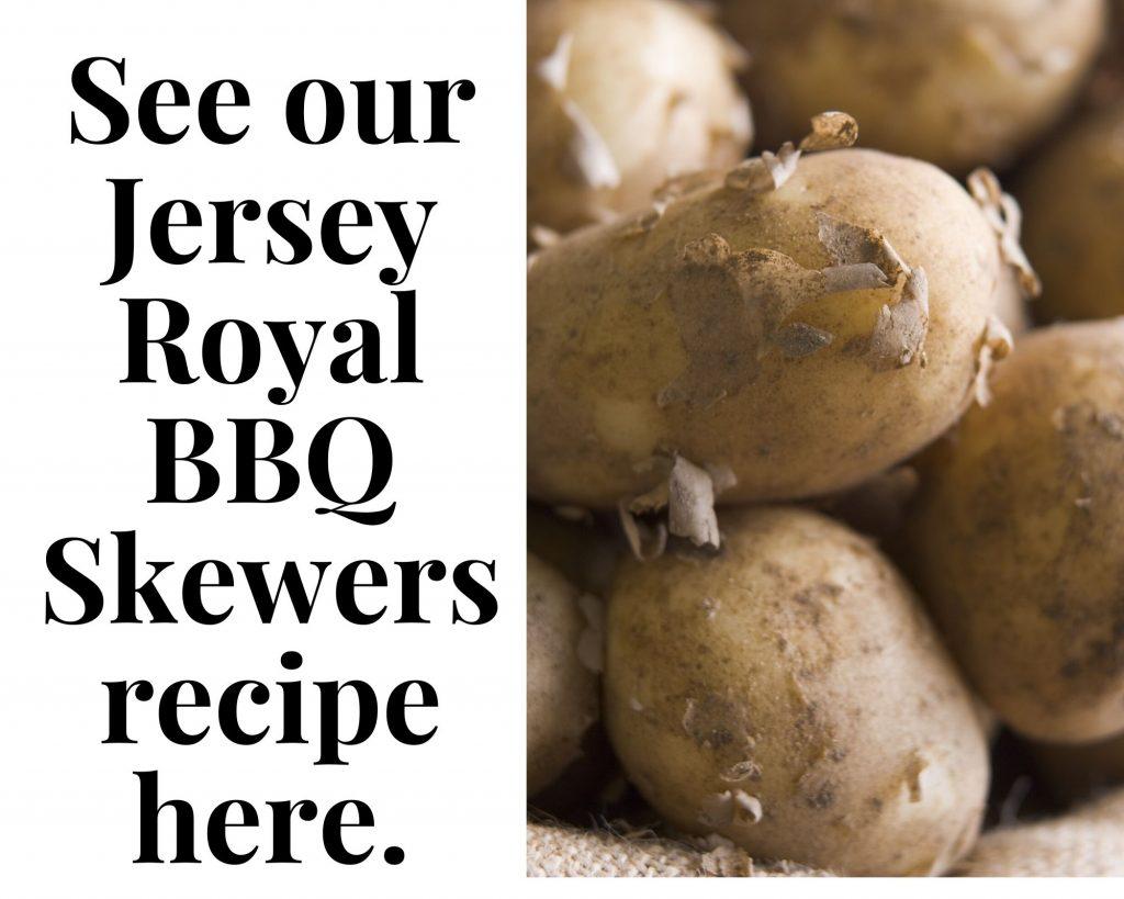 jersey royal recipes