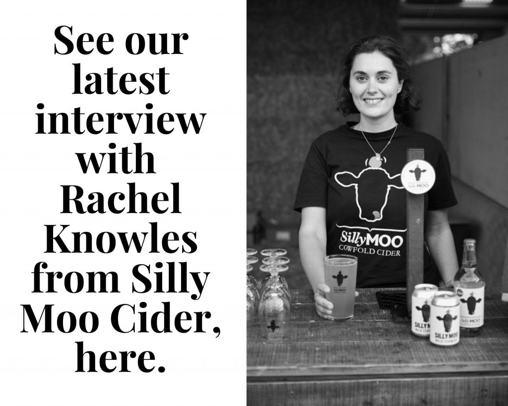 interview with silly moo cider
