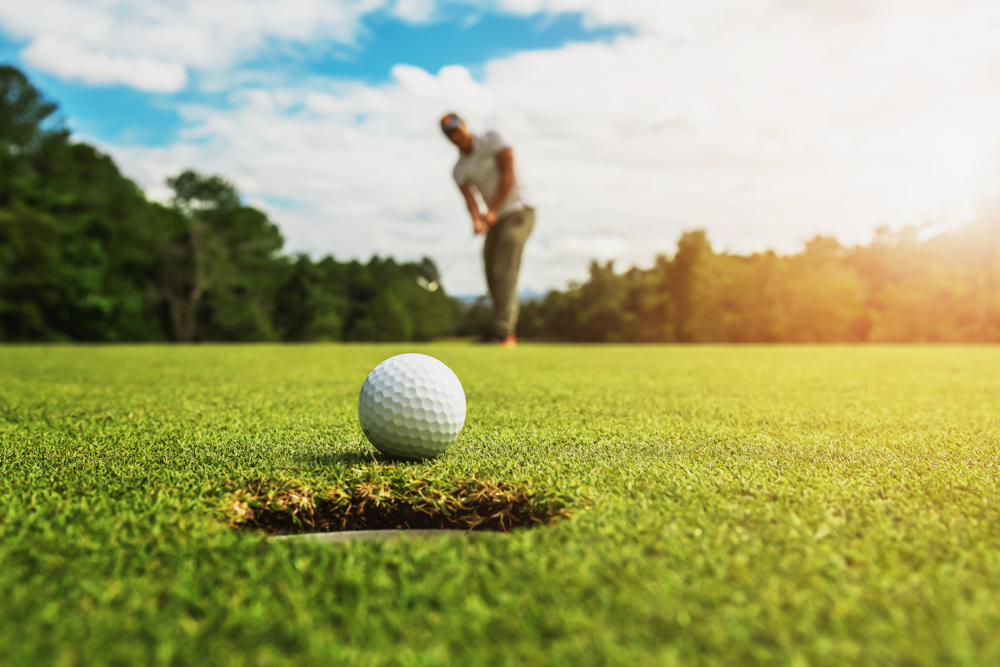 golf courses in sussex