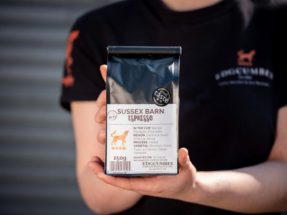 edgecumbs coffee roasters sussex