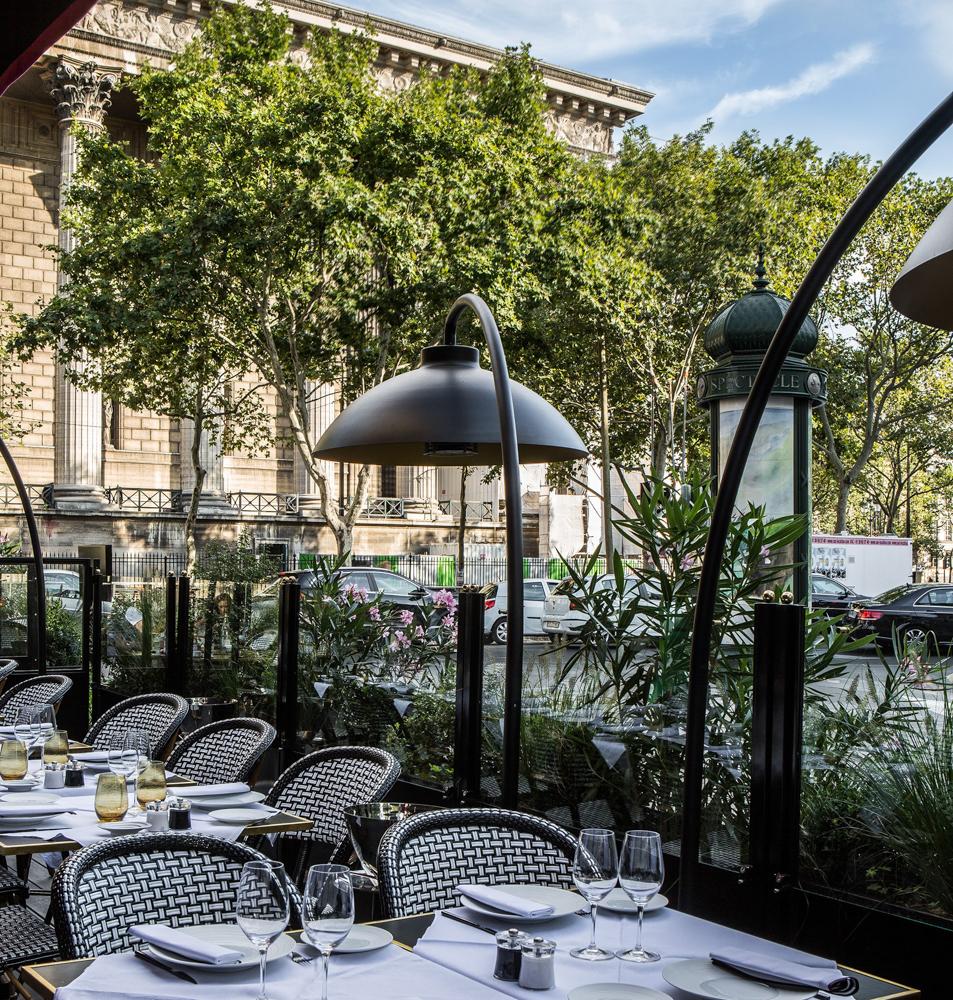 The Grand Café Fauchon, Paris