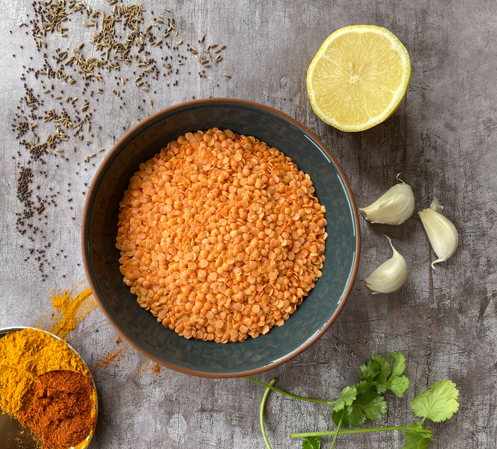tadka dahl recipe