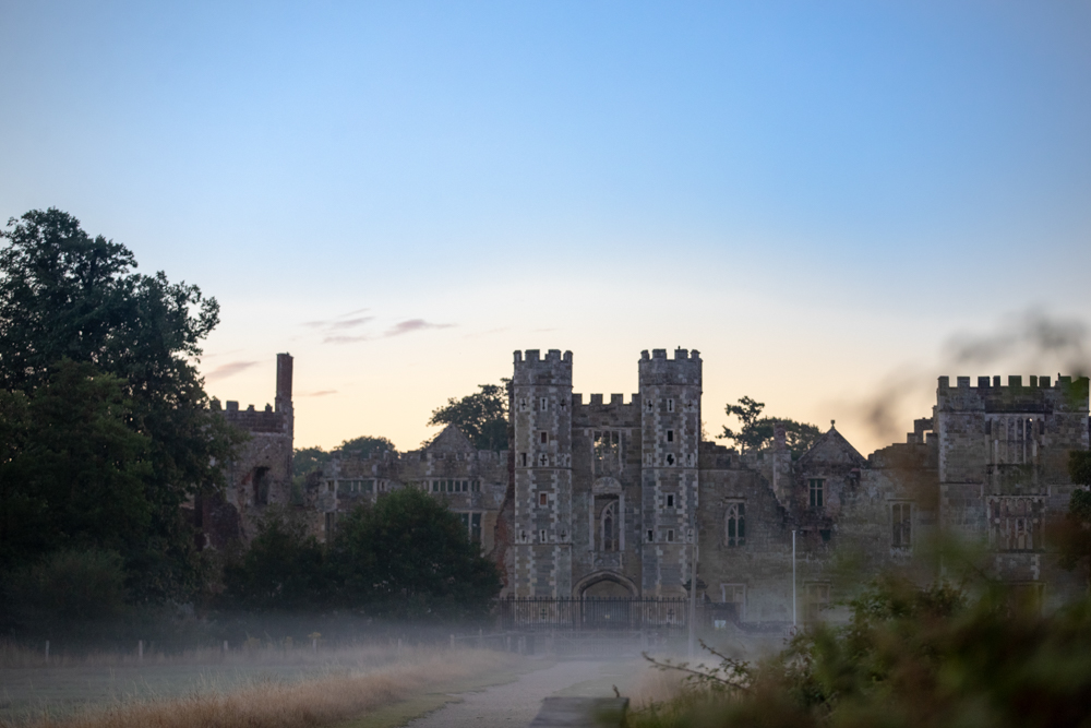 halloween at cowdray