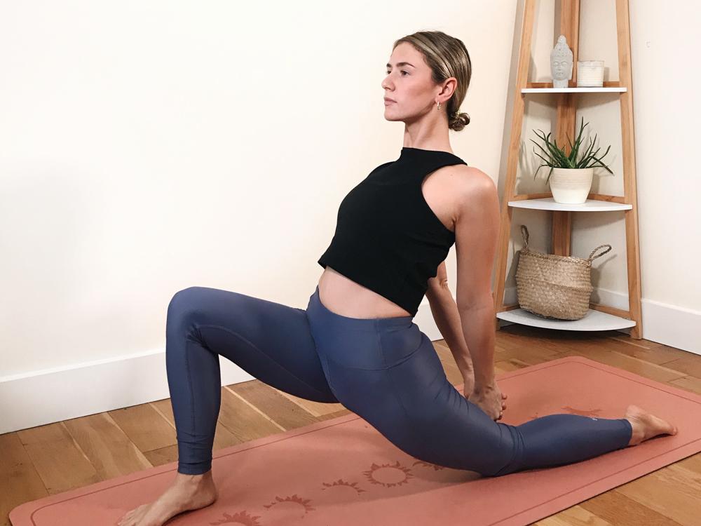 kiri rayner yoga teacher