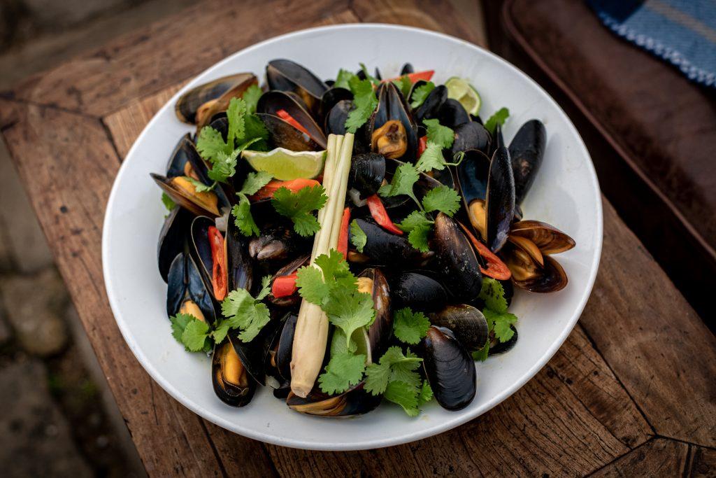 thai mussels recipe