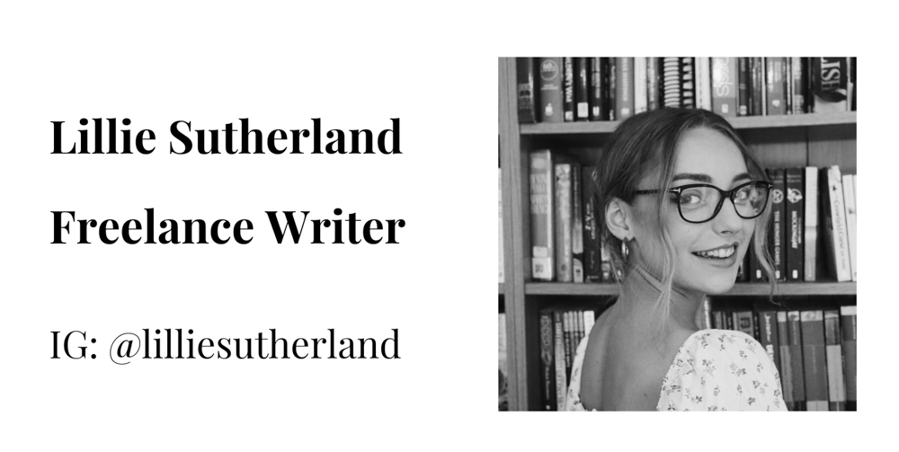 lillie sutherland freelance writer