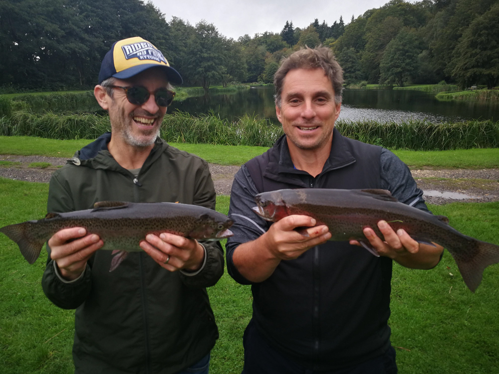 fly fishing days out