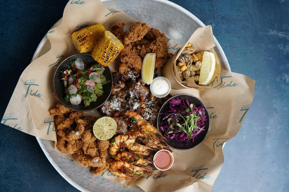 Seafood Takeaway In Brighton