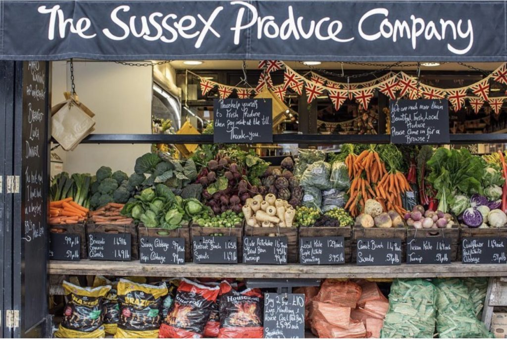 sussex produce