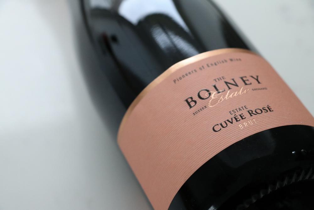 bolney vineyard cuvee rose