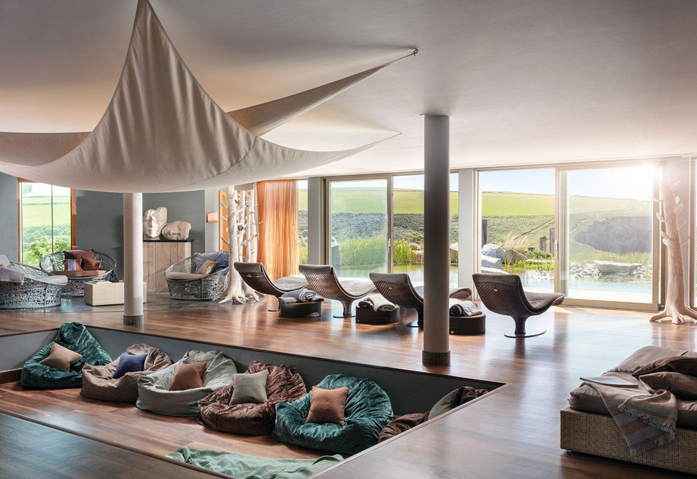 luxury hotels in cornwall