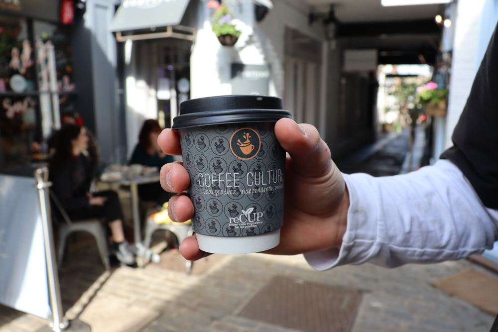 Coffee Shops In Guildford