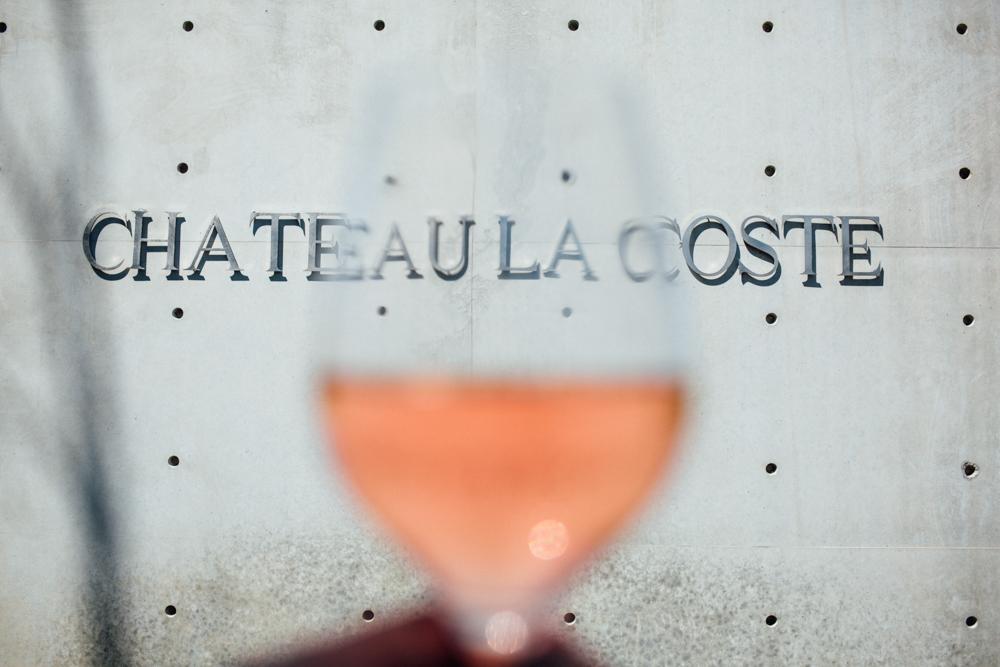 Chateau La Coste Vineyard