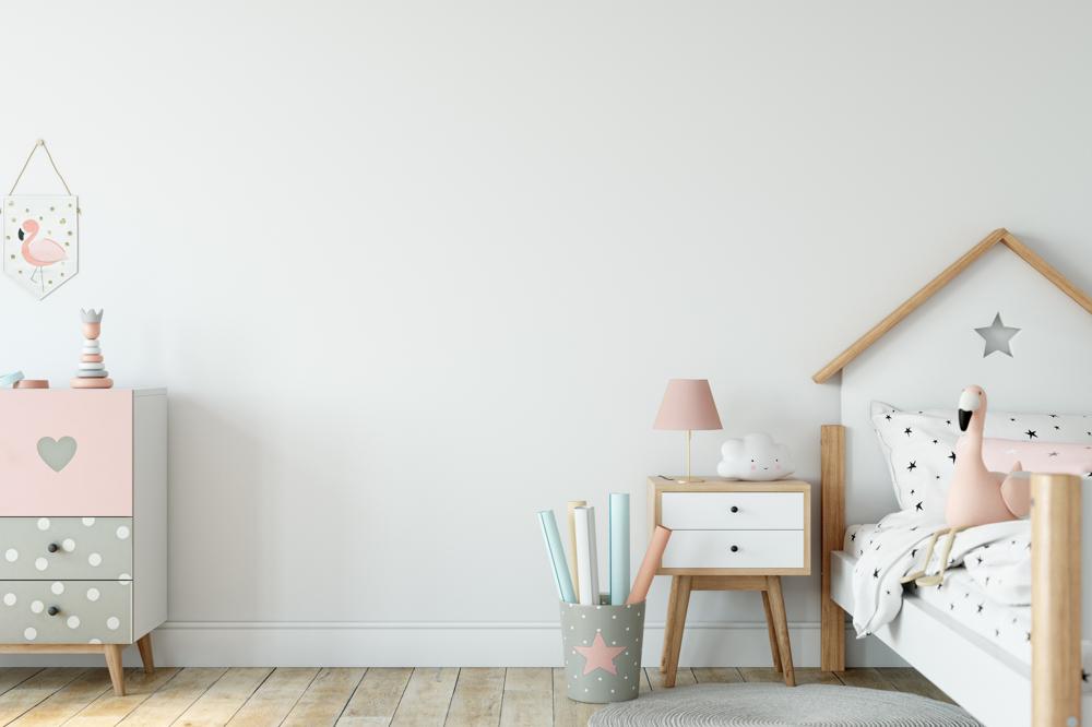 Nuetral Kids Bedroom
